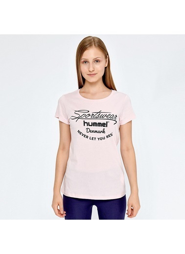 Hummel Bayan Tişört Kumin 910444-8734 Pembe